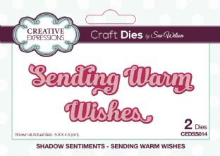 Shadow Sentiments - Sending Warm Wishes